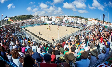 Estadio de Nazaré